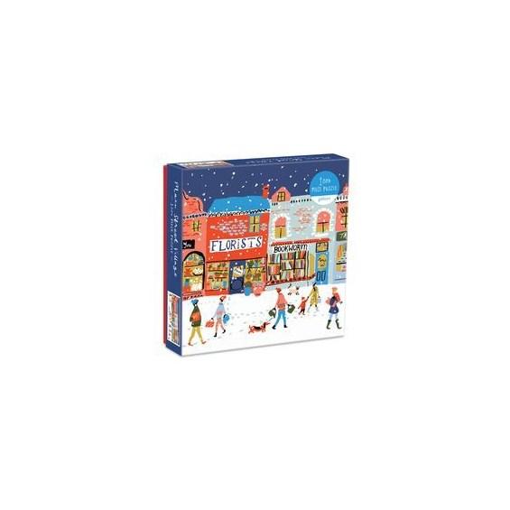 Main Street Village Puzzle Misericordia