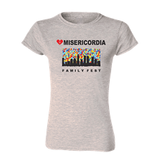 Misericordia_-_Family_Fest_-Ladies_Fitted_T-Shirt
